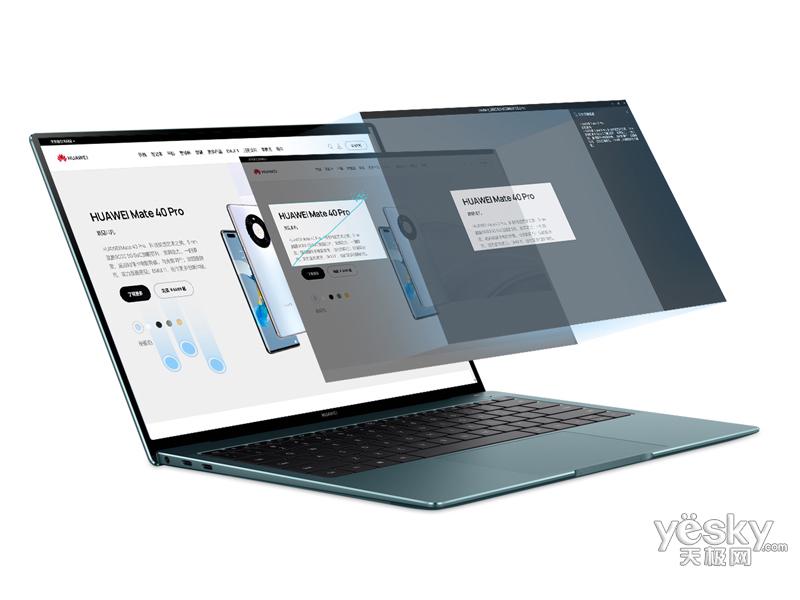 �A��MateBook X Pro 2021款(i7 1165G7/16GB/512GB/�J炬�@卡)