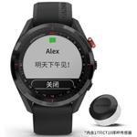 佳明Approach S62 进阶版(内含17只CT10挥杆传感器) 智能手表/佳明