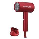 康夫(CONFU)电吹风机家用大功率1800W快速干电吹风筒2000万负离子护发轻盈便携恒温冷热风KF-3143 酒红色 电吹风/康夫