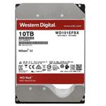 西部数据红盘Plus 10TB 7200转 256MB SATA3(WD101EFBX)