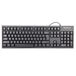 新贵雅键020有线键盘 键盘/新贵