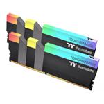 Tt 钢影 TOUGHRAM RGB 64GB(2×32GB) DDR4 3600(R009R432GX2-3600C18A) 内存/Tt
