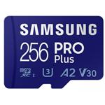 三星PRO Plus MicroSD存储卡(2021)(256GB) 闪存卡/三星