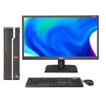 宏碁商祺SQX4270 666C(i5 11400/8GB/512GB/GT730/23.8LCD) 台式机/宏碁
