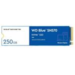 西部数据BLUE SN570(250GB) 固态硬盘/西部数据